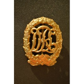 DRL Sports Badge Gold By Werestein Jena.