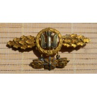 Squadron Clasp for Bomber Pilots