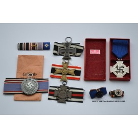 Set after the veteran WW1/WW2.