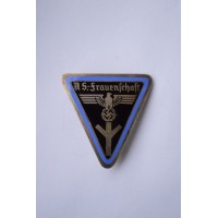 A National Socialist Women's Organization Member Badge