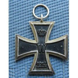Iron Cross Second Class 1914 - the B Type to Deschler.