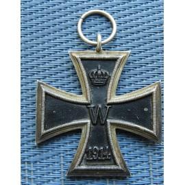 Iron Cross Second Class 1914 - the B Type to Deschler.