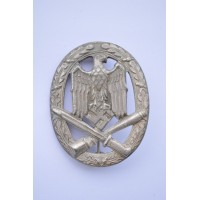General Assault Badge, zinc, by Rudolf Karneth.