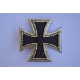 Iron Cross First Class 1939 marked L/13 by Paul Meybauer, Berlin
