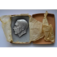 ADOLF HITLER - RELIEF MEMORY FOUR IV - PERFECT CONDITION.