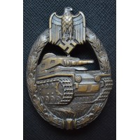Tank Badge - Bronze Grade called Juncker