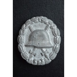 WOUND BADGE - SILVER GRADE WWI