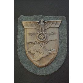 Krim Campaign Shield maker Wilhelm Deumer.