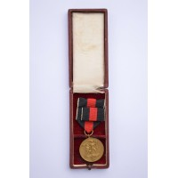 MEDAL TO COMMEMORATE 1 OCTOBER 1938 WITH BOX