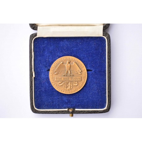 Blut und Boden (Blood and Soil) Medal
