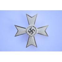 War Merit Cross 1st Class Cross marked 50 by Karl Gschiermeister, Wien.