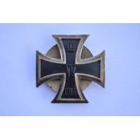 An Iron Cross First Class 1914 by Schauerte & Hohfeld, Lüdenscheid
