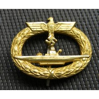 SUBMARINE WAR BADGE