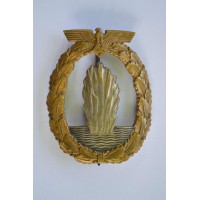Germany, Minesweeper War Badge by Assmann