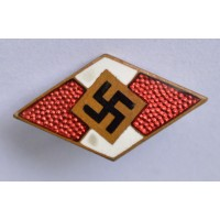 HJ pin marked GESCH.