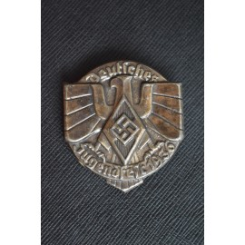A 1936 HJ German Festival of Youths Badge.