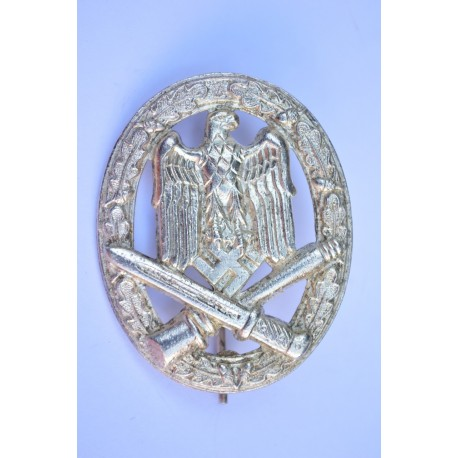 General Assault Badge marked R.S. by Rudolf Souval.