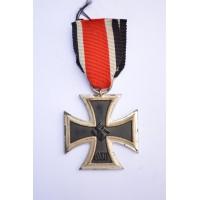 Iron Cross Second Class 1939 of maker Hermann Aurich, Dresden
