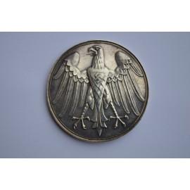 An NSDAP Lifesaving Medal in Silver.