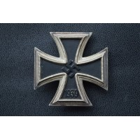 Iron Cross First Class 1939 By Rudolf Souval, Wien - nonmagnetic.