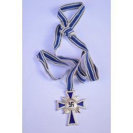 MOTHER'S CROSS SILVER GRADE