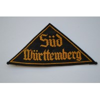 "HJ District Triangle ""Süd Württemberg""."