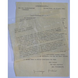 Two Division-Grossdeutschland documents with soldier photos.