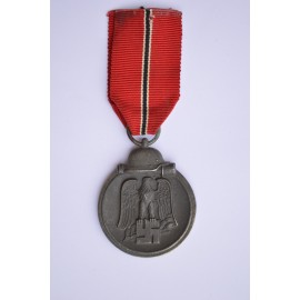 A 1941 - 42 EAST MEDAL MARKED 60 BY maker Paul Meybauer, Berlin.