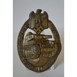 Tank Badge - Bronze Grade by EWE