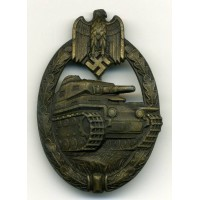 Tank Badge - Bronze Grade called Juncker