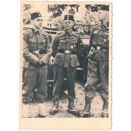SS Photo muslims, post war.