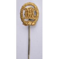 DRL stickpin marked ST.&L. maker Steinhauer & Lück, Lüdenscheid