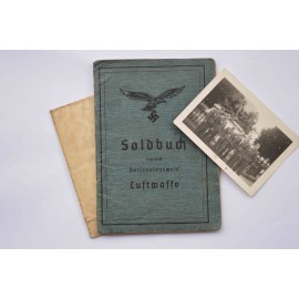 Soldubuch Luftwaffe , FLAK.