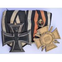 WWI Medals Bar