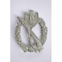 IAB Infantry Assault Badge, zinc, marked FZS