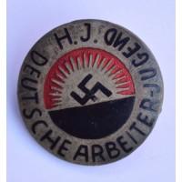 A First Pattern HJ Membership Badge