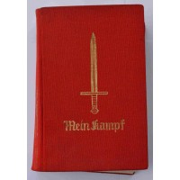 Mein Kampf 1939, Beamtenausgabe (Civil Servants Edition)