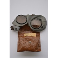 GENERAL PURPOSE GOGGLES IN CARRYING POUCH.