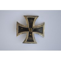 An Iron Cross First Class 1914 by Meybauer