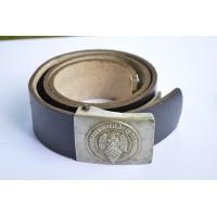 A HJ Belt and Buckle marked GESC. GESCH. RZM