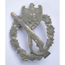 Infanterie Sturmabzeichen (ISA) / Infantry Assault Badge (IAB) maker Dr. Franke & Co.K.G