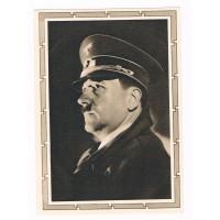 """III. Reich - Propaganda Postcard - """"Adolf Hitler""""."""