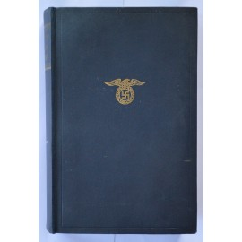 Germany, Third Reich. A 1933 Edition of Mein Kampf