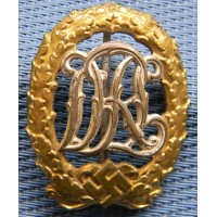 DRL Sports Badge for War Disabled By Werestein Jena