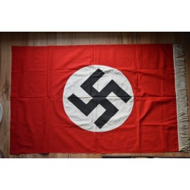 NSDAP Flag Podium