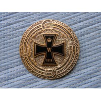 First War German Iron Cross Badges
