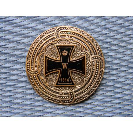 First War German Iron Cross Badges