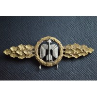 Silver Squadron Clasp for Bombers Juncker