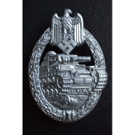 Tank Badge Silver by Alois Rettenmaier.