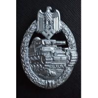 Tank Badge Silver by Alois Rettenmaier.